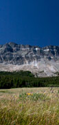 Thumbnail: Glacier National Park - View in Thirds